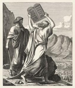 Moises-Mandamientos