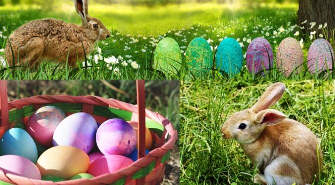 ¿De dónde viene la tradición de la coneja de pascua?