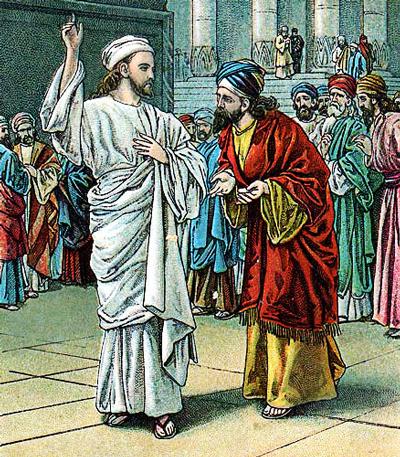 Jesus-y-Fariseo