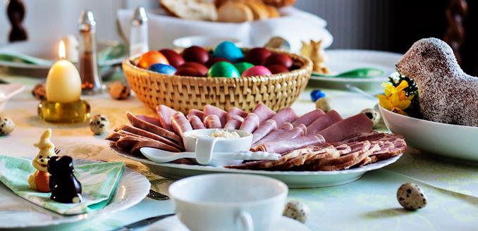 Pascua-Desayuno