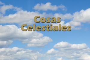 Cosas-Celestiales