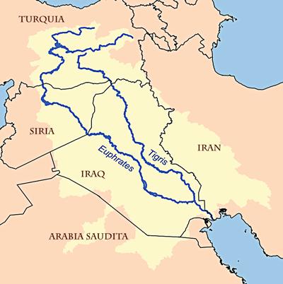 Tigris-y-Eufrates