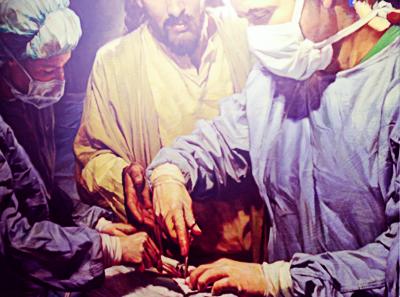 Jesus-doctor