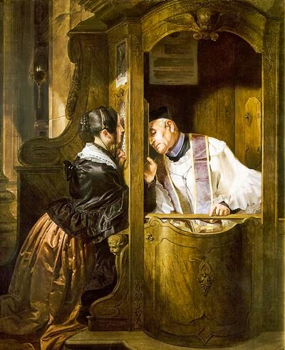 confesionario