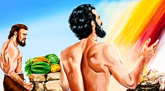 Génesis 4:1-2 – Caín y Abel
