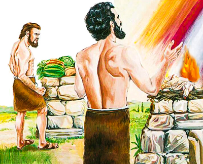 Génesis 4:8 – El asesinato de Abel