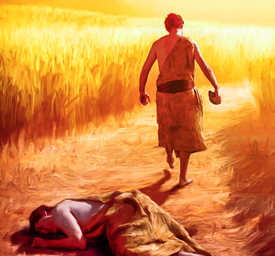 an analysis of genesis 4 the first murder Cain and abel, the first murder--- what a sad story the bible tells us in the fourth chapter of genesis cain and abel were brothers, the sons of adam and eve how they should have loved each other.