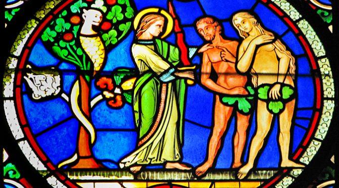 Génesis 3 – La expulsión de la humanidad del jardín del Edén
